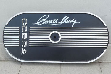 Air Filter Assembly to suit Shelby Mustangs GT350 & GT500 Signed by Carroll Shelby