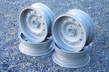 Wheels x 4