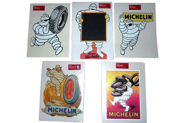 Tin Signs - 5 x Michelin Collection (50cm x 35cm)