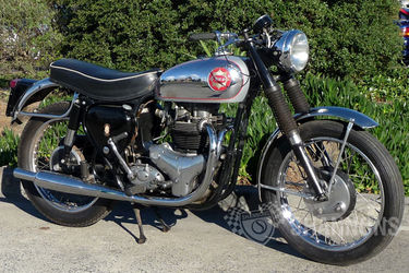 BSA Super Rocket 650cc Motorcycle