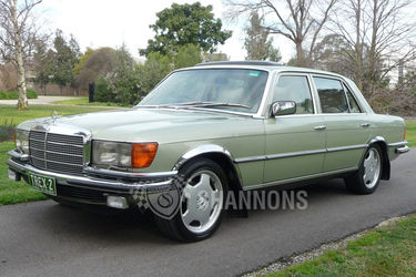 Mercedes-Benz 450SEL 6.9 Saloon