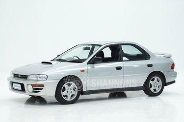 Subaru WRX Impreza Sedan