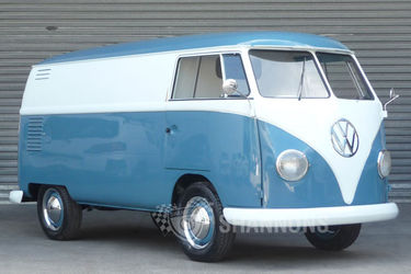 VW Kombi Panelvan