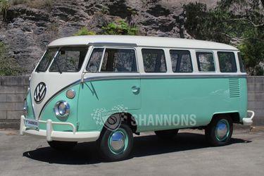 Volkswagen Kombi 'Split Window' Microbus (LHD)