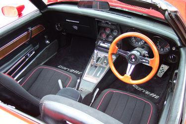 Corvette Stingray Auction on Corvette Stingray Convertible  Rhd    Classic Vehicle Auctions