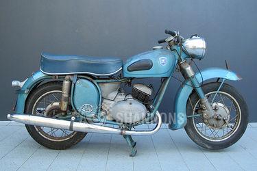 Adler 250cc 'Favorit' Motorcycle