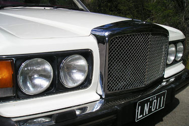 Bentley Eight Sedan
