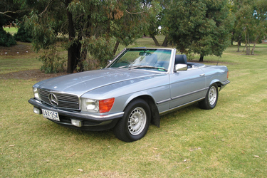 Mercedes+benz+380sl+convertible