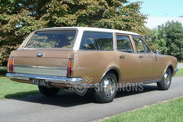 Holden HG Premier Station Wagon