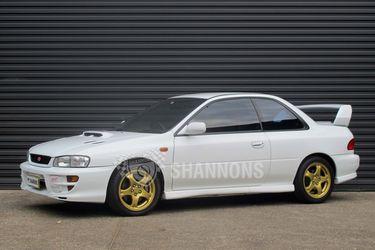 Subaru Impreza WRX STI Version 5 Coupe