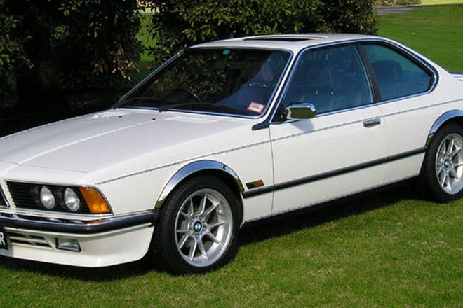 1986 BMW 635 CSi Automatic E24 related infomation,specifications - WeiLi Automotive Network