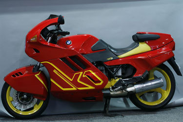 Motorcycle on Lot 7   Bmw K1 1000cc Motorcycle   Classic Vehicle Auctions   Shannons