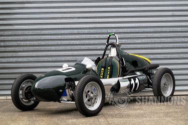 Triumph Scarab 650cc Open Wheel Racing Car