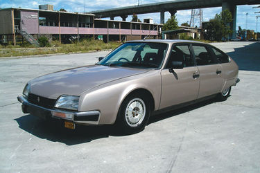 1985 Citroen Cx Gti Pallas Sedan