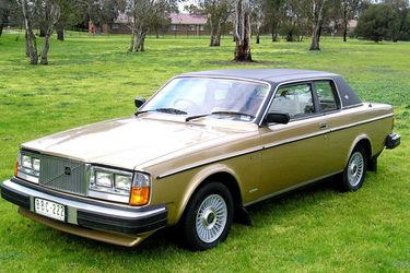 Volvo 262C Coupe