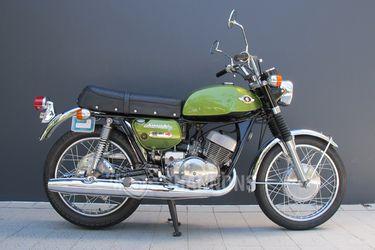 Suzuki T250cc Motorcycle