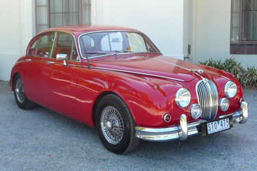 jaguar mk2 3.8 manual