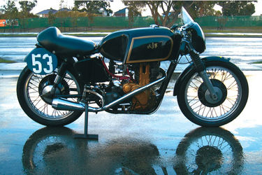 AJS 7R 350cc  Motorcycle