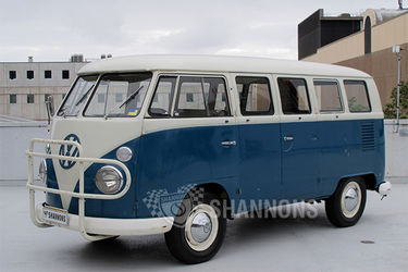 Volkswagen Kombi Split Window Microbus