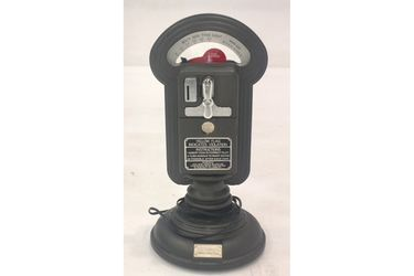 1960's Parking Meter Radio and Cassette