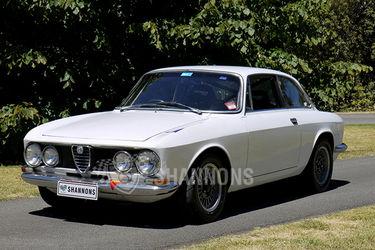 Alfa Romeo 1750GT Coupe (Club Prepared)