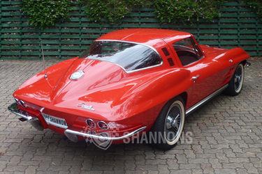 Corvette Stingray Auction on Corvette Stingray Coupe  Lhd    Classic Vehicle Auctions   Shannons