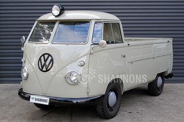 Volkswagen Transporter Split Window Utility (LHD)