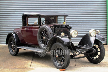 Talbot 14/45 Doctors Coupe (Project)