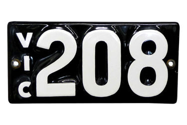 number-plates-victorian-numerical-number