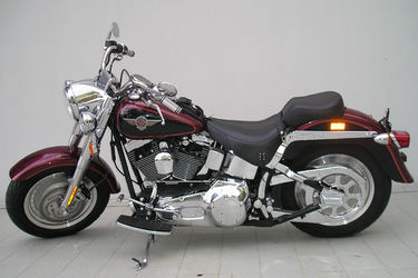 Harley-Davidson FLSTF Fat Boy Motorcycle