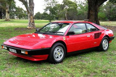 Lot 10 - Ferrari Mondial QV Coupe - Classic Vehicle Auctions ...