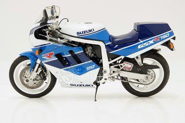 Suzuki GSX-R 750 Motorcycle