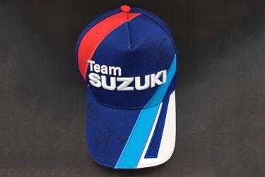 Suzuki Team Signed Cap #29 #42