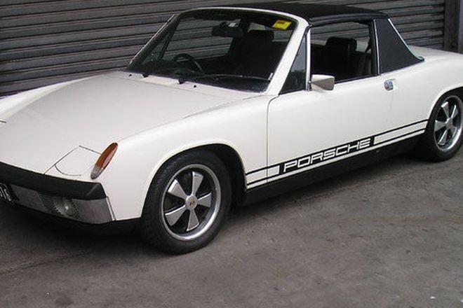 car picker white porsche 914. Black Bedroom Furniture Sets. Home Design Ideas