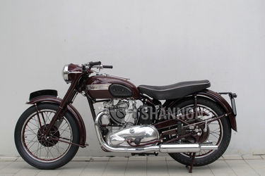 Triumph 5T Speed Twin 500cc Motorcycle