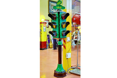 Traffic Lights – Vintage Style Hollywood Blvd and Vine Street Post Mounted (Reproduction)  2.5m Tall