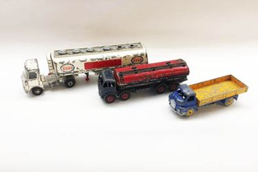 3 x Assorted Dinky Toys