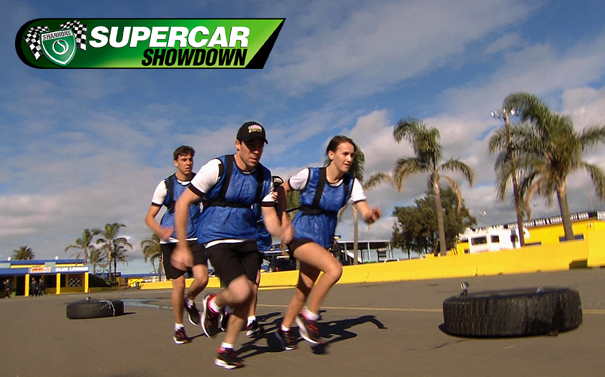 Fitness Fully Tested as Young Rookies Step Up in 2013 Shannons Supercar Showdown