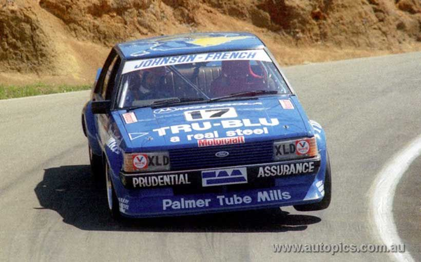 Xd Falcon Ford S Accidental Racing Hero Shannons Club