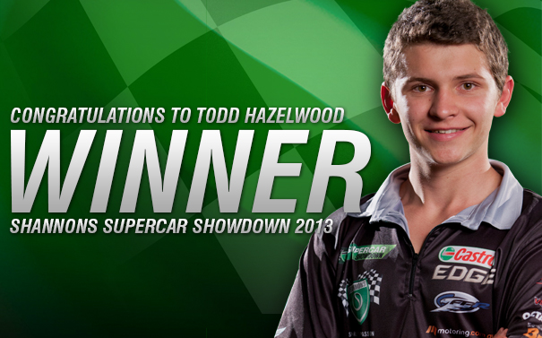 Teenage Rookie Wins Incredibly Close 2013 Shannons Supercar Showdown