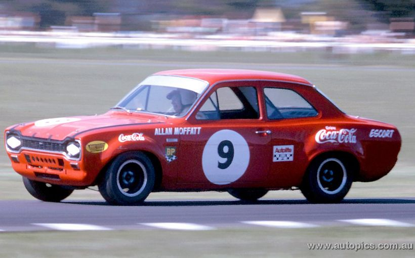 Ford Escort Mk 1 Born To Compete Bred To Win Shannons