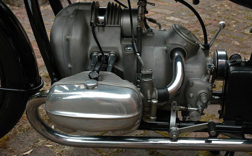Old Bike Australasia 1937 Bmw R5 Ss Shannons Club