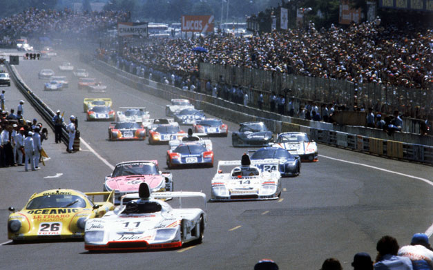 Le Mans-winning Porsche races the clock to Phillip Island Classic