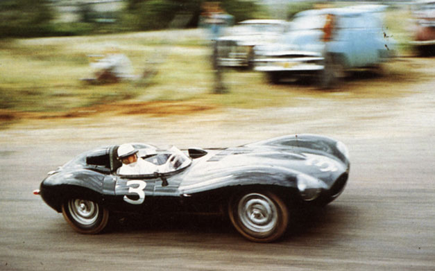 'Stillwell' D-Type Jaguar returns to Phillip Island