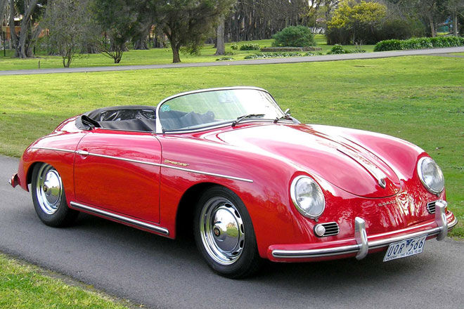 Porsche 356 Cabriolet For Sale Australia