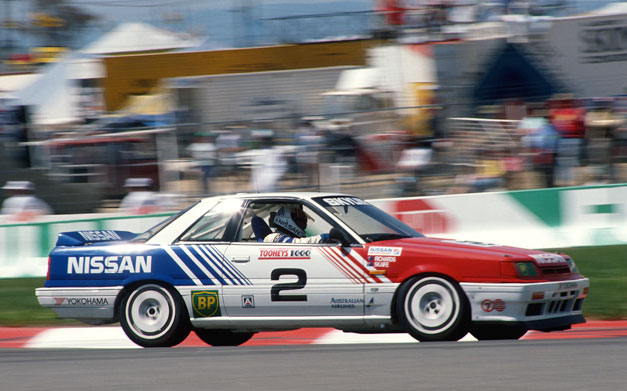 Skaife to race his former Nissan Skyline at Phillip Island Classic