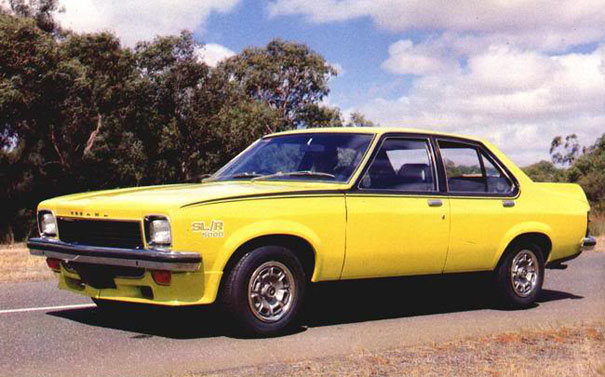 LH SL/R 5000: Torana the Not So Great