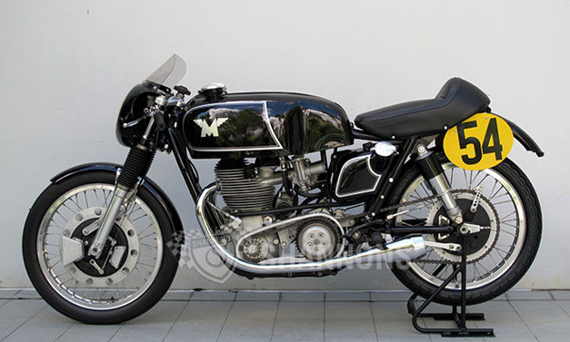 Best of British bike at Shannons Sydney Auction