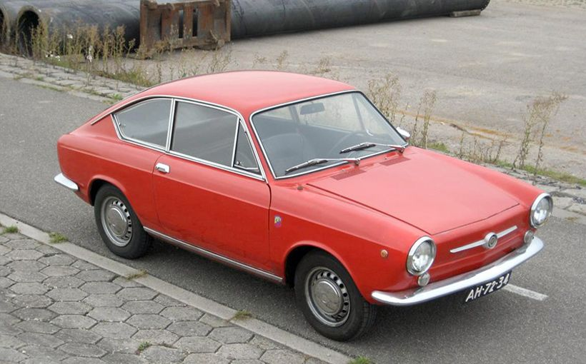 1966 71 fiat 850 sport coupe italian super mouse bred for. Black Bedroom Furniture Sets. Home Design Ideas
