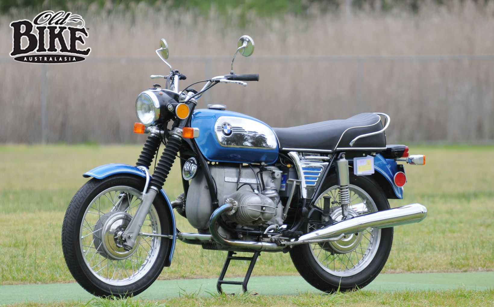 bmw r75 5 how bmw shed the cardigan shannons club. Black Bedroom Furniture Sets. Home Design Ideas